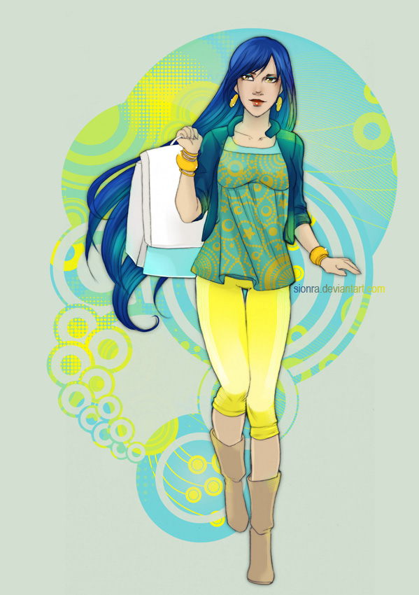 Shopping by sionra
