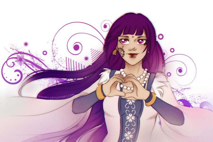 Spirit Day by sionra