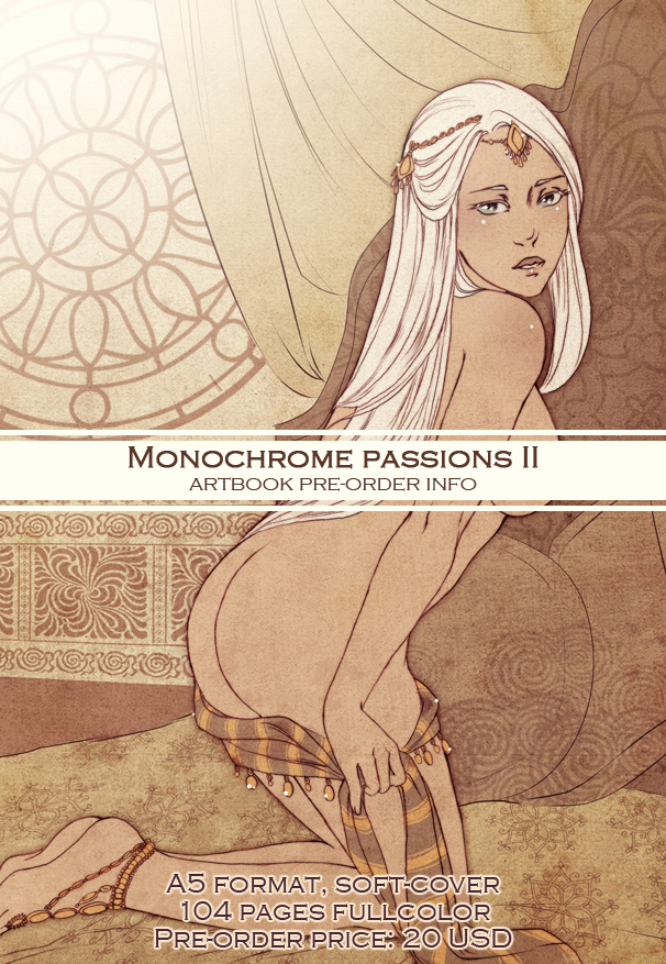 ::'Monochrome passions II' order OPEN:: by sionra