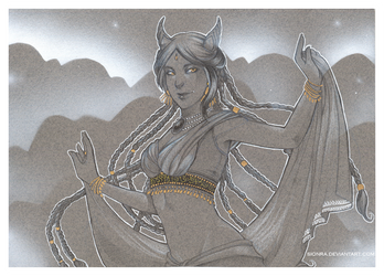 :: Dragon princess :: by sionra