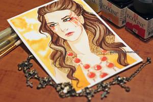 :: Ellaria Sand :: by sionra