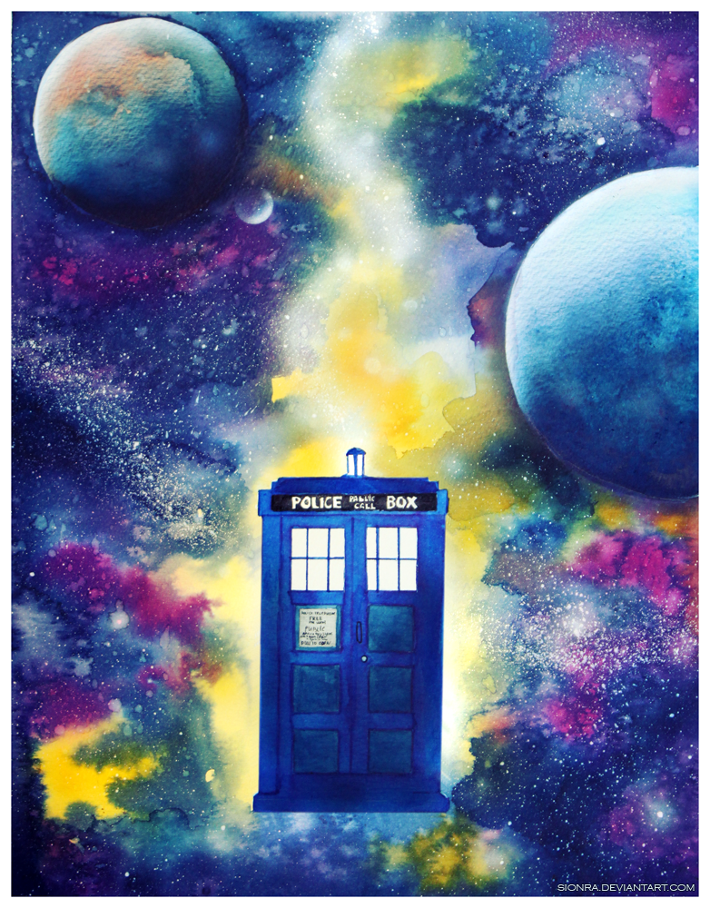 :: TARDIS :: by sionra