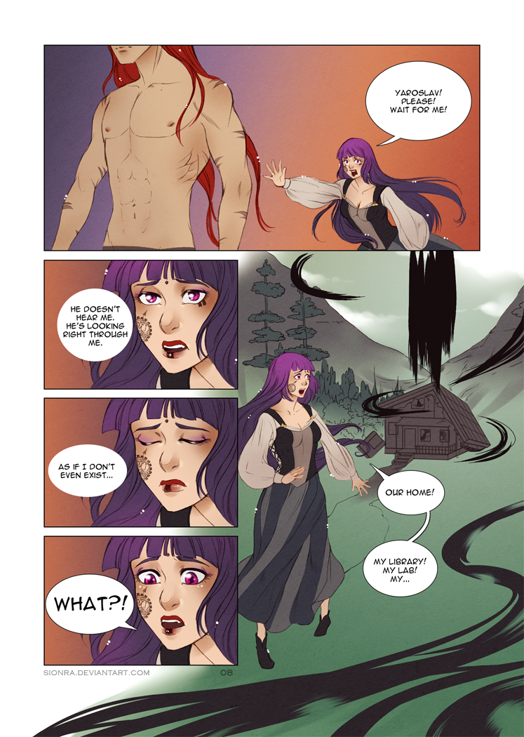 Once upon a Time 2Ch: 8page by sionra
