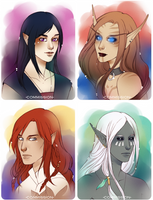 :: Special commissions :: by sionra