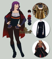 Sif costume design by sionra