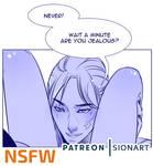 Special comic preview: Assistant's secret