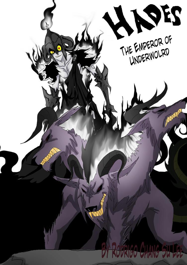 Hades The Emperor Of Underworld By Loki 159 On Deviantart