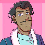 I'm Drawing Way too much Pink Varrick