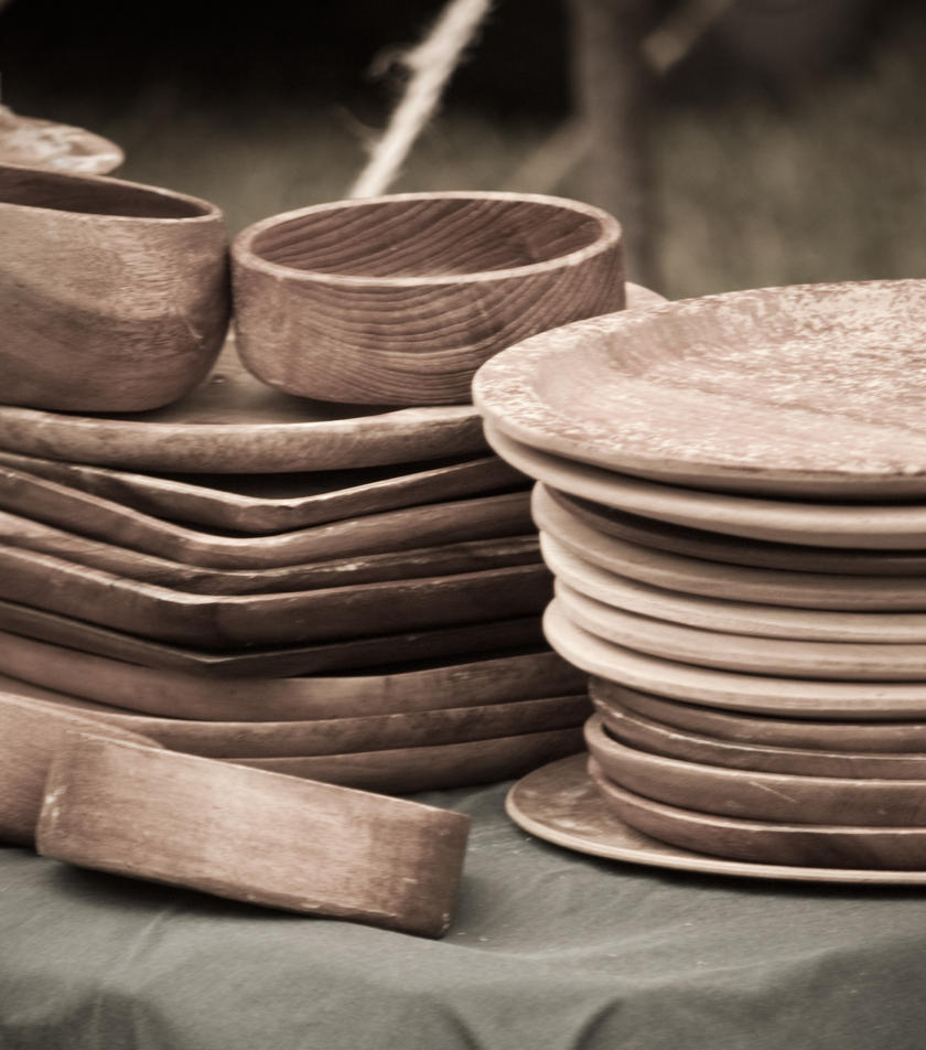 wood bowls and plates by Bmulcahy ... & wood bowls and plates by Bmulcahy on DeviantArt
