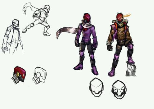 OC: Ultra Purple