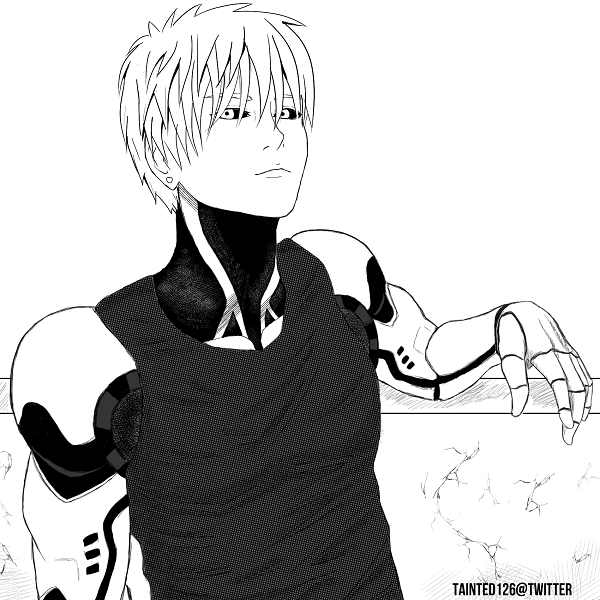 Genos OPM by Tainted-reflection
