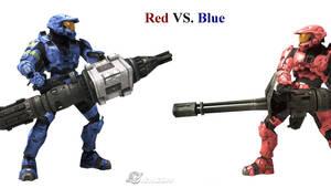 Red VS. Blue 4