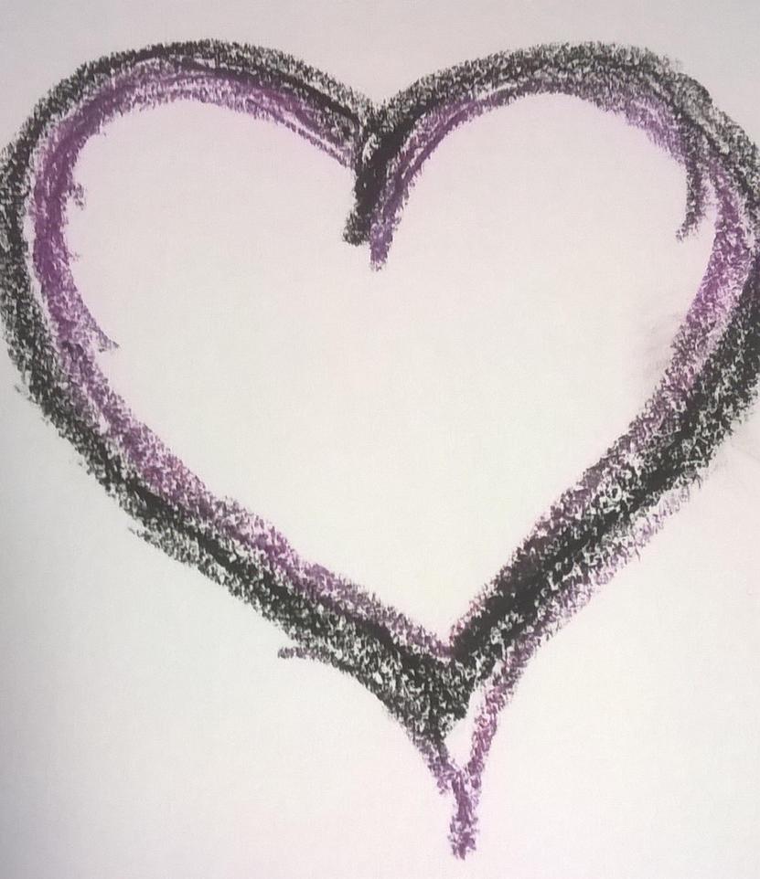 Heart Sketch by Cat-Voleur