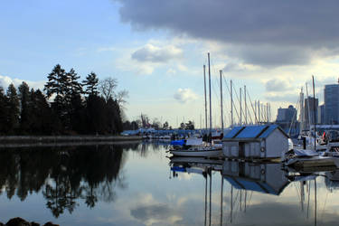 Stanley Park by ChloeGPhotography