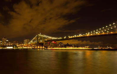 Brooklyn Bridge by ChloeGPhotography