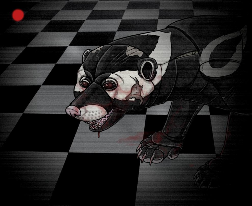 Animatronic Strega by Greedywoozle
