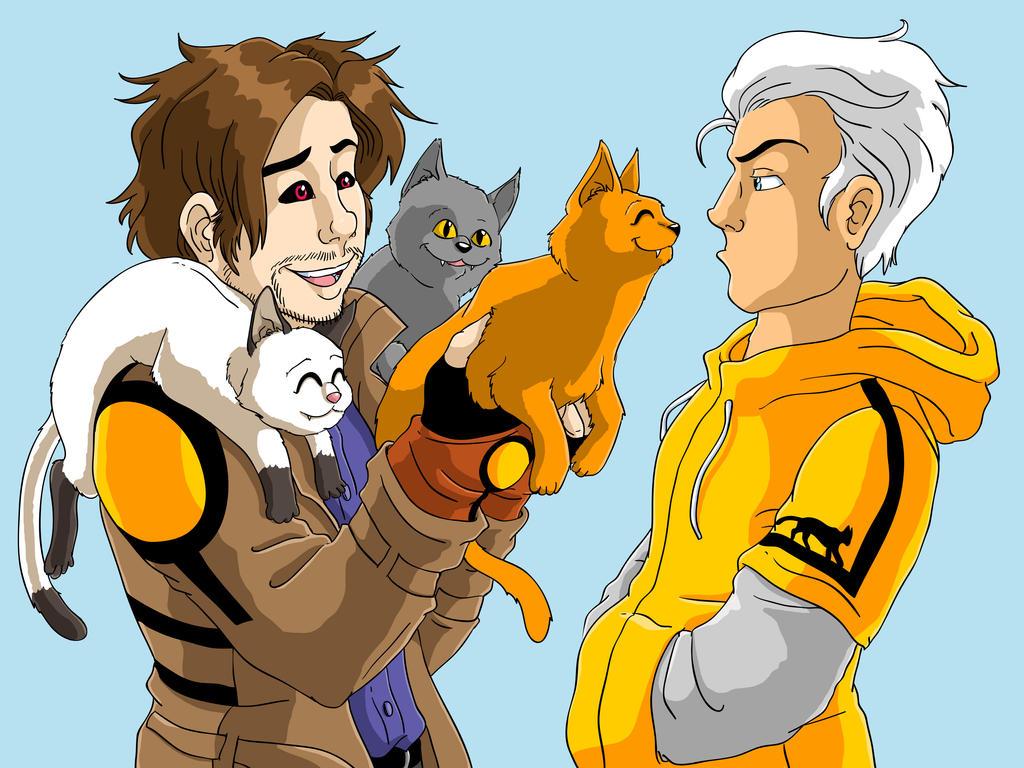 All New Cat Factor by Jaymzeecat