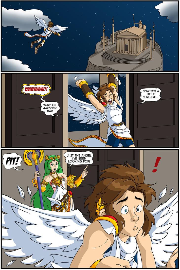 Wings Over Hyrule 5 by Jaymzeecat