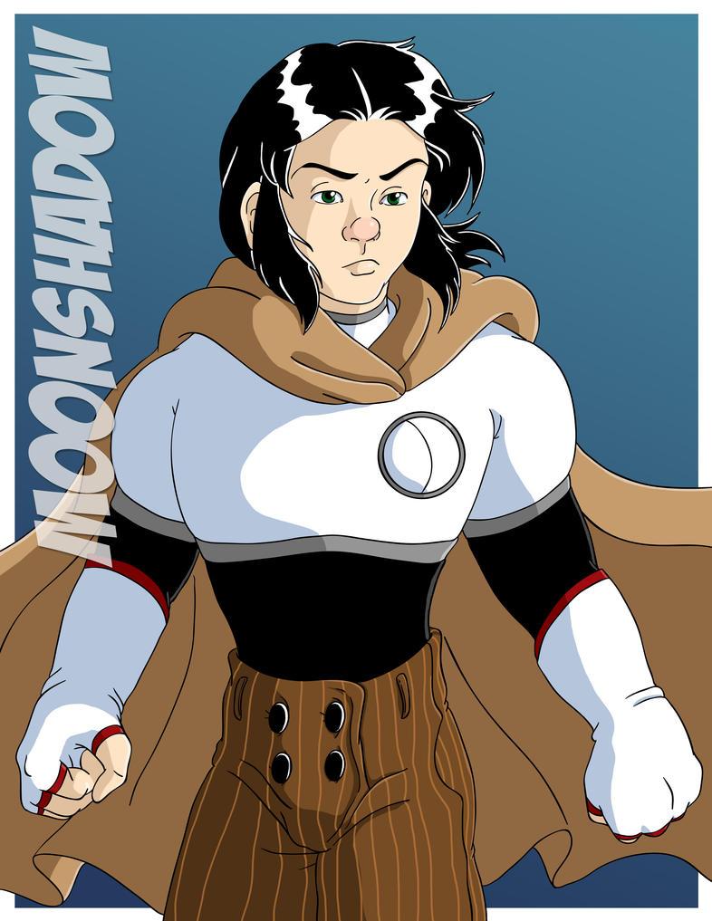 Moonshadow Kickstarter Print by Jaymzeecat