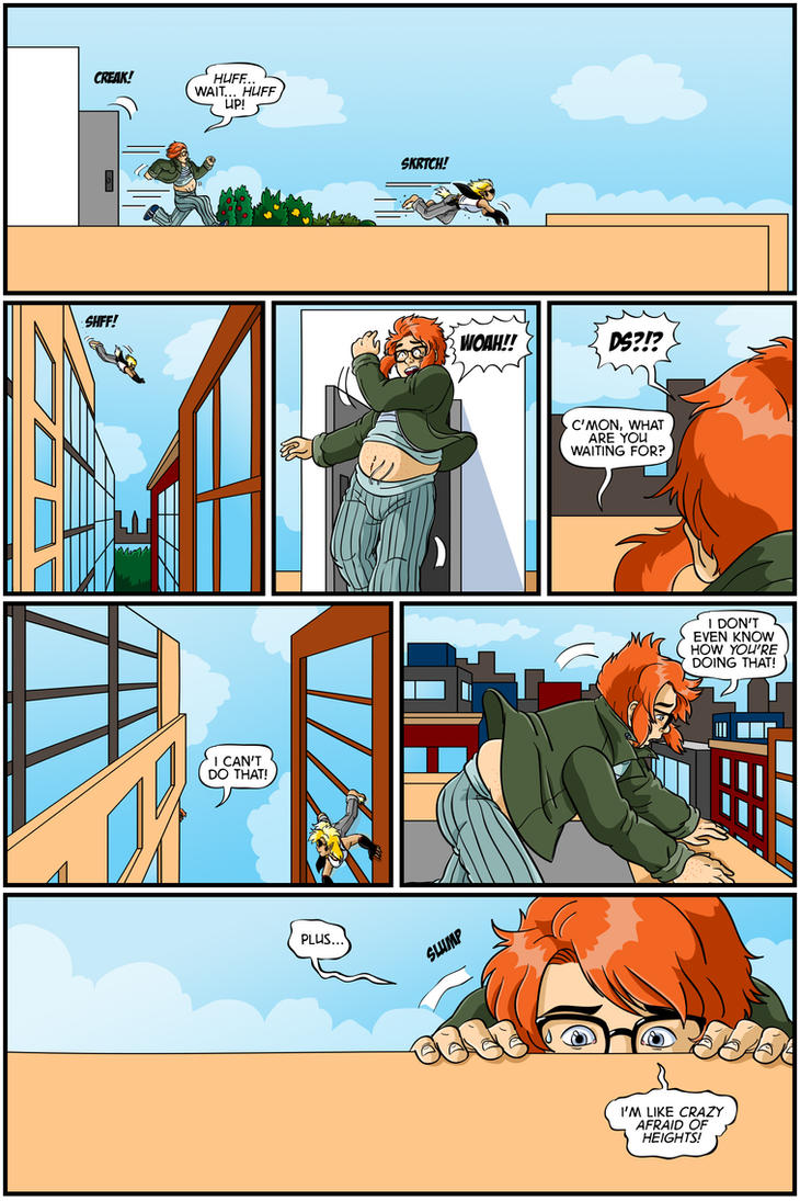 Devil Spy 64 by Jaymzeecat