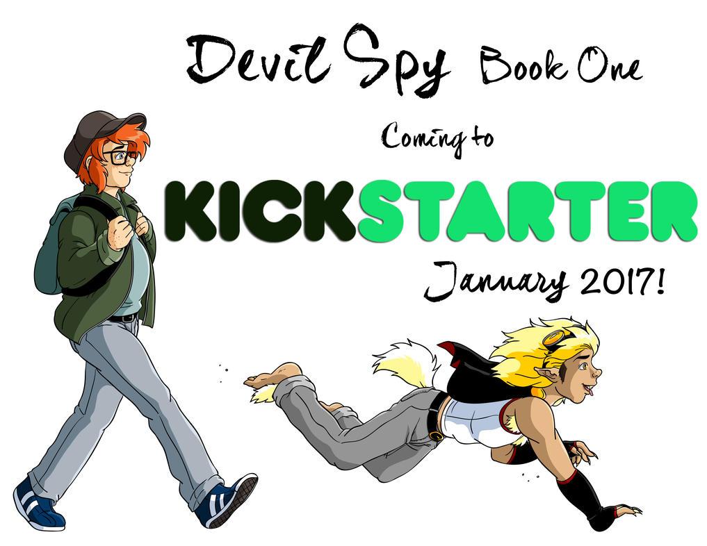 Kickstarter Coming in January