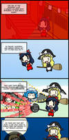 If 4Kids adapted Touhou...