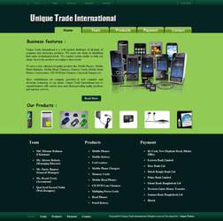 Unique Trade International by qazinahin