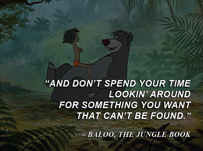 Jungle Book Quotes Fascinating Disney Quotes Thejunglebookqazinahin On Deviantart