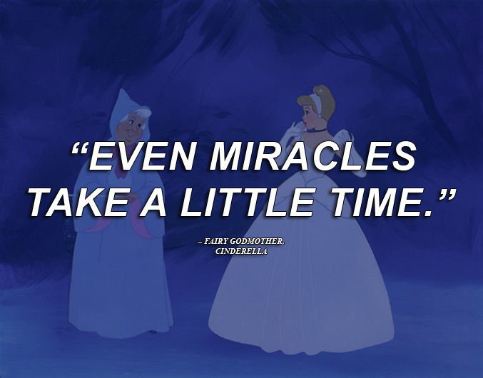 Cinderella Quotes Beauteous Disney Quotes Fairy Godmother Cinderellaqazinahin On Deviantart