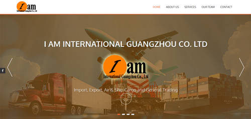 I am International Guangzhou Co. Ltd Website by qazinahin
