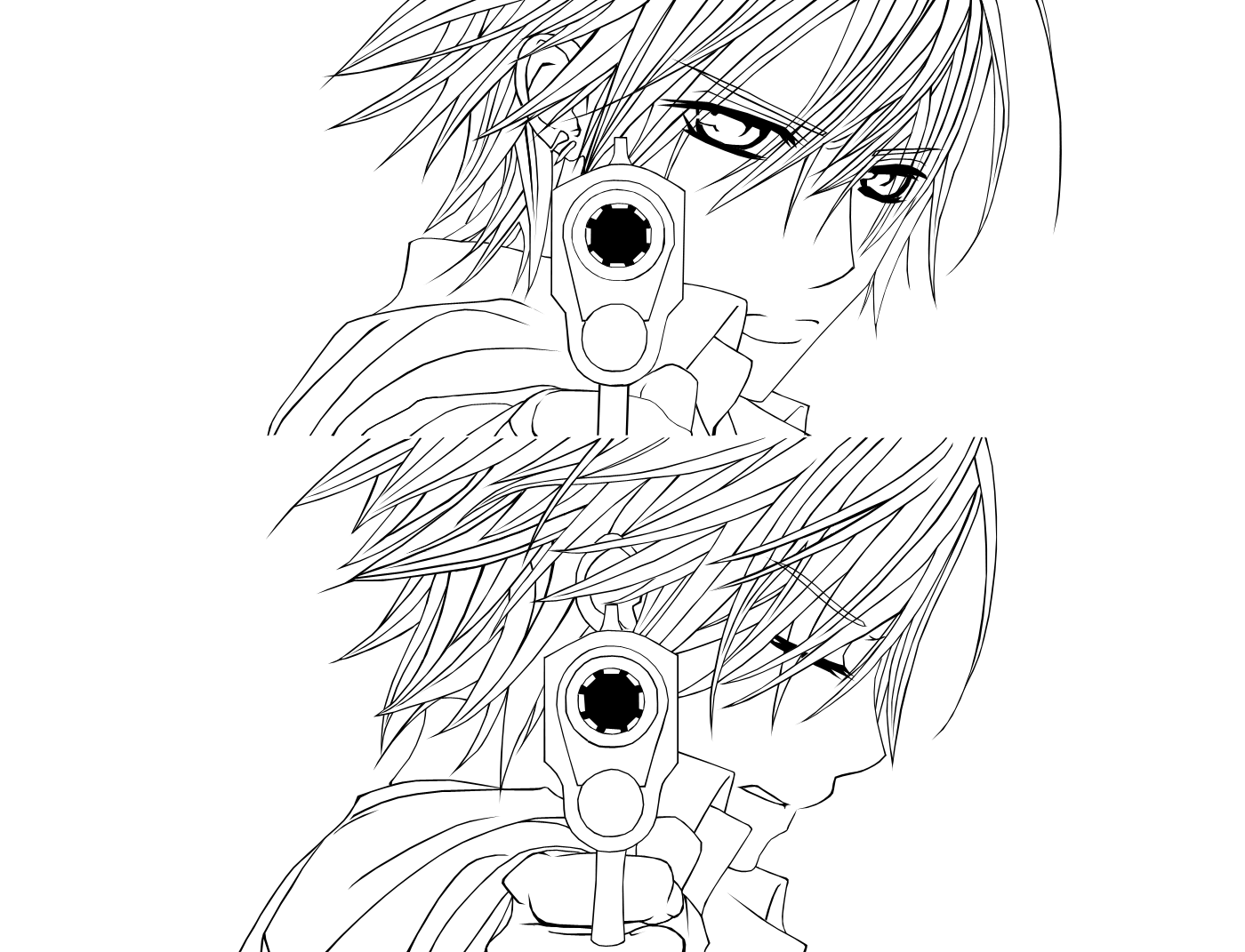 colored 141 lineart by enara123 on deviantart