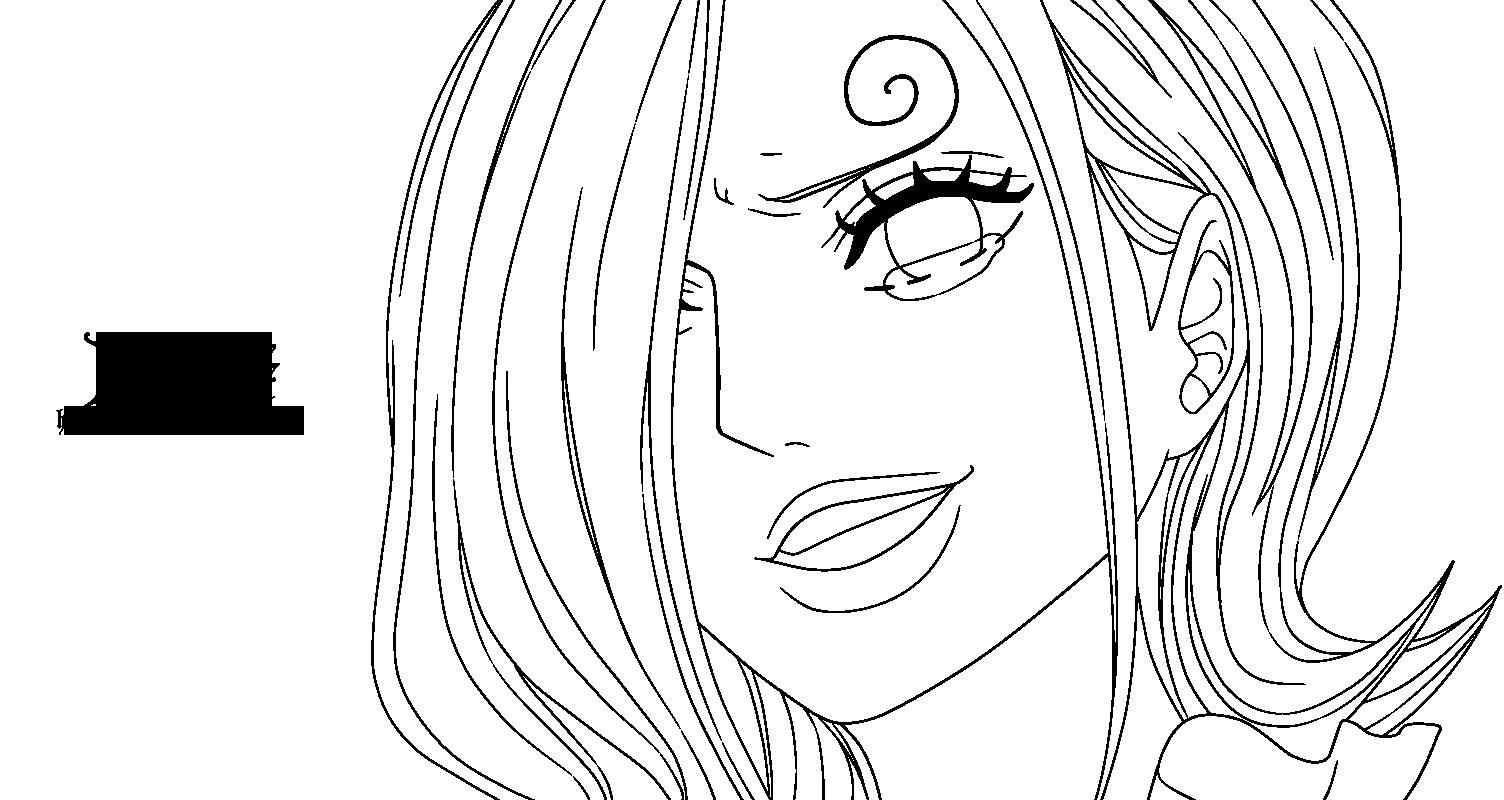 One Piece Lineart : One piece on lineart otaku deviantart
