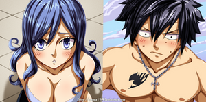 Colored 390_Gray and Juvia