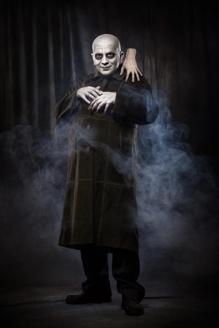 Uncle Fester by LIVIUMphotography