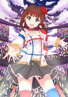Amami Haruka by chrisandita