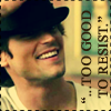 Neal Caffrey icon by dooona