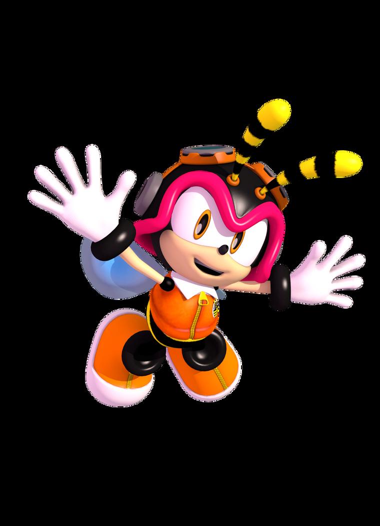 Charmy bee - photo#3