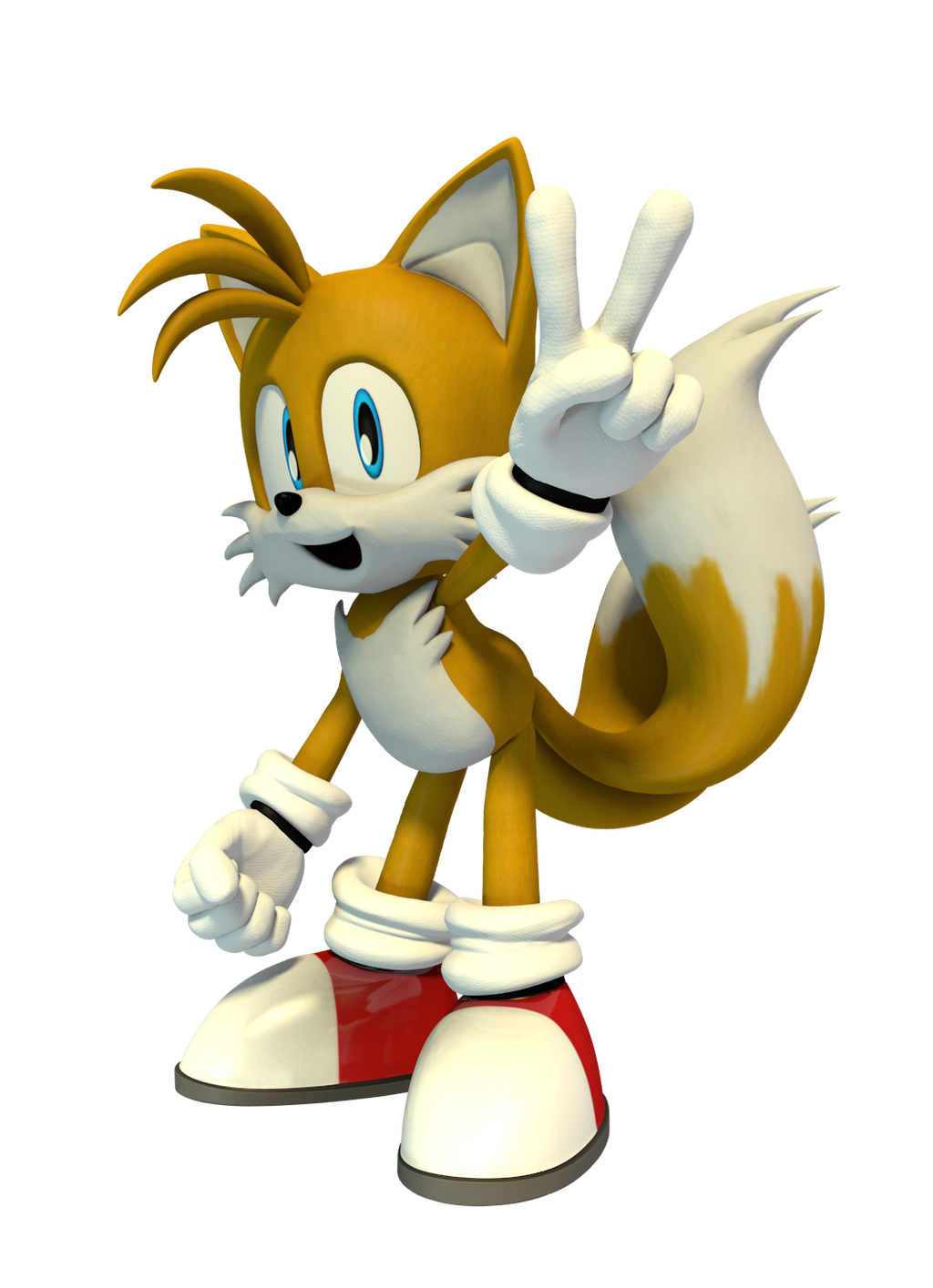 It's Tails, Dontcha Know? by DoodleyStudios
