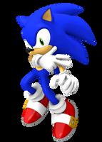One Of Those Sonic Renders by DoodleyStudios