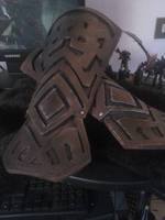 Thorin's Bracers by AlexOakenshield