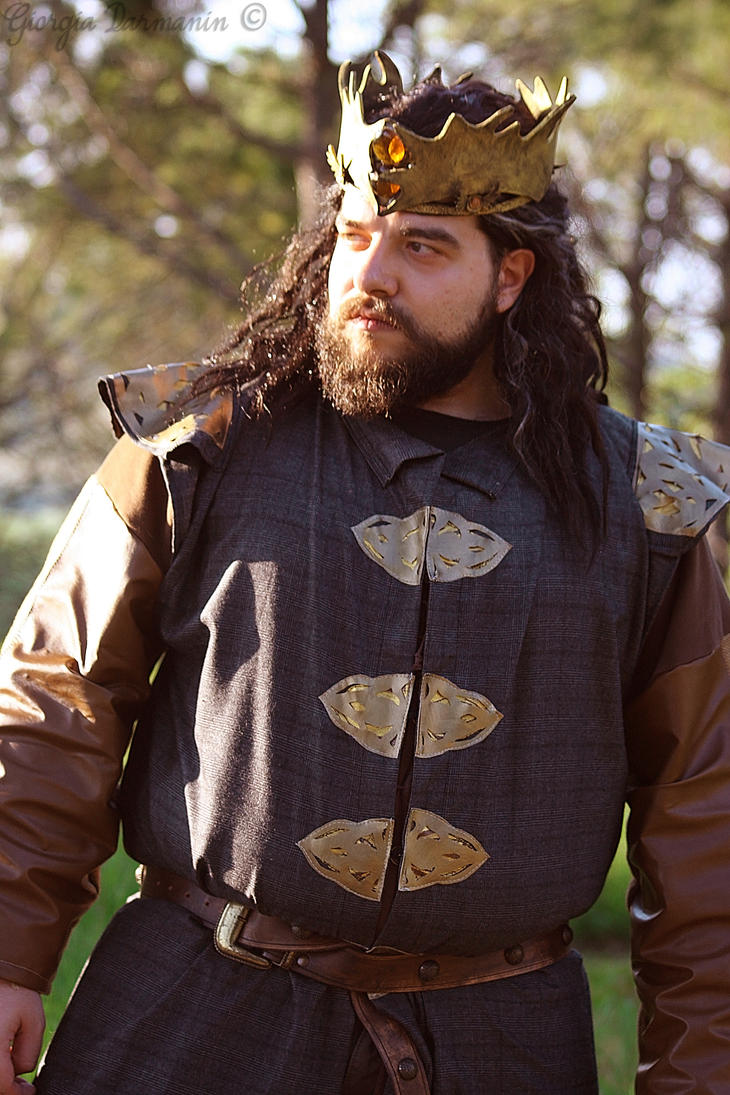 Robert Baratheon Costume Robert baratheon by Robert Baratheon Young