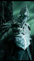Morgoth, the true dark lord.