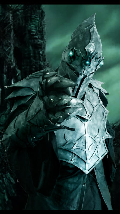 Morgoth, the true dark lord. by AlexOakenshield