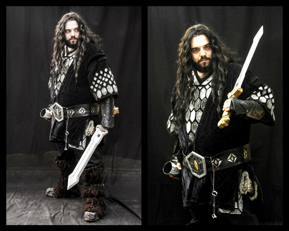 Thorin, yet again. by AlexOakenshield