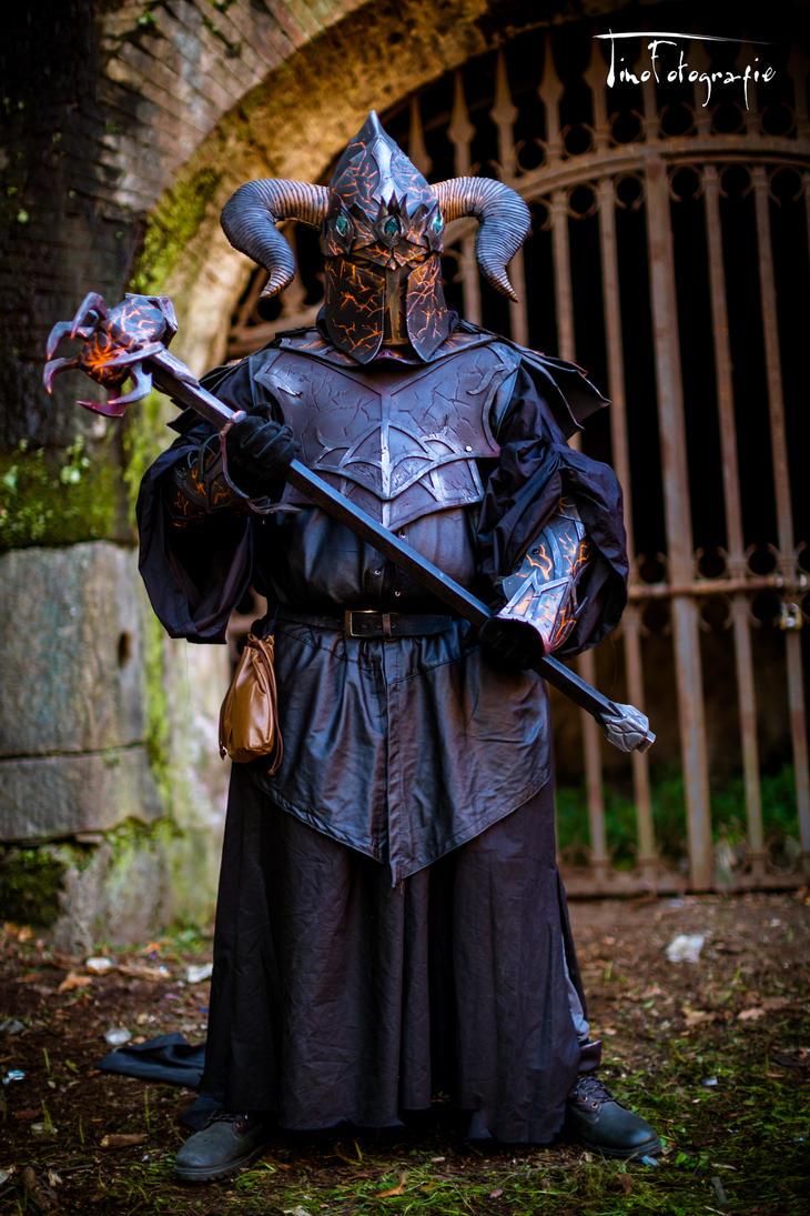 Melkor, The Dark Lord by AlexOakenshield