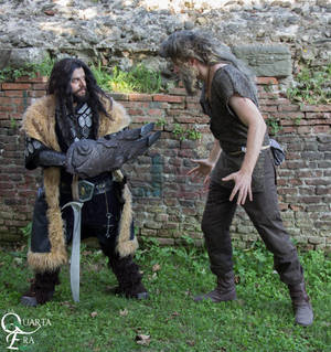 Thorin and Beorn
