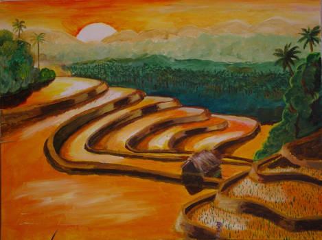tableau Riziere1280