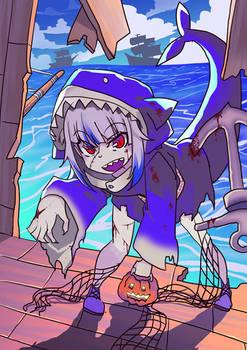 Zombie Loli Shark