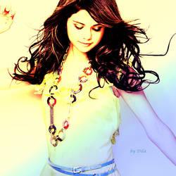 cute Selena by milkshake16