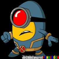 X-Minion: Cyclops by jokerjester-campos